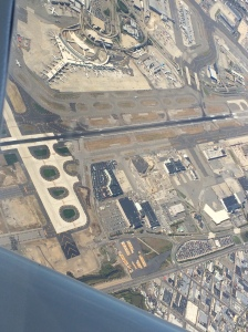 JFK Airport at 6000ft